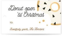 Donut Open 'Til Christmas