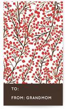 winter berries by Yaling Hou Suzuki