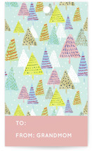Merry Christmas Trees by Yaling Hou Suzuki