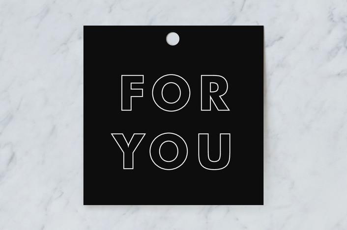 """Zebra Rock"" - Gift Tags in Silk by Kamala Nahas."