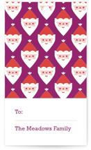 Little Santas by Bob Daly