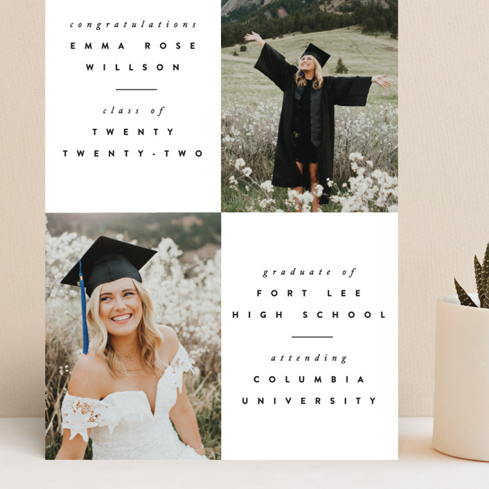 """""""Brightness"""" - Grand Graduation Cards in Ink by Ana Sharpe."""
