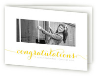 Calligraphic Congrats