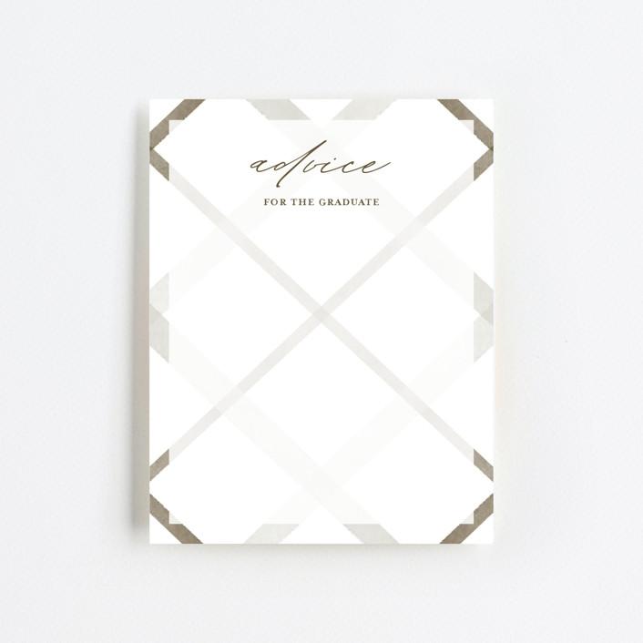 """WISH"" - Graduation Insert Cards in Stone by Erin German."