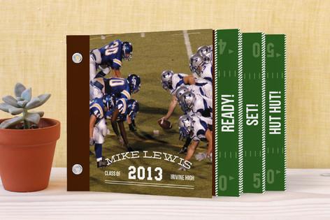 Graduation Touchdown Graduation Minibook™ Cards