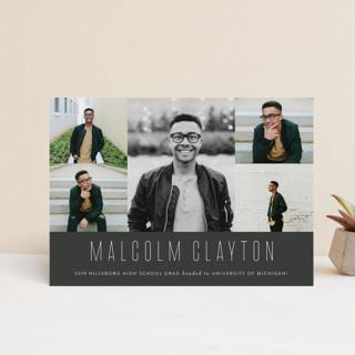 Sharp Graduation Petite Cards