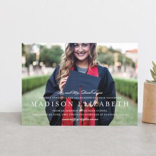 Elegance Graduation Petite Cards
