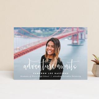 Adventure Awaits! Graduation Petite Cards
