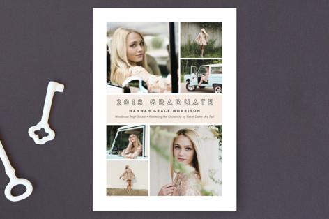 Simple Snapshots Graduation Petite Cards