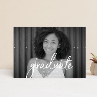 Celebration Script Graduation Petite Cards