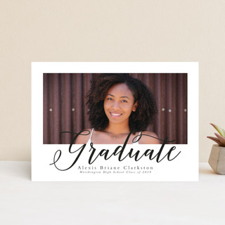Tri-ed and true Graduation Petite Cards