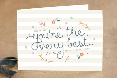 The Very Best Mother's Day Greeting Cards