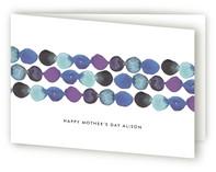 Watercolor Flowing Dots