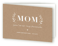 My Favorite