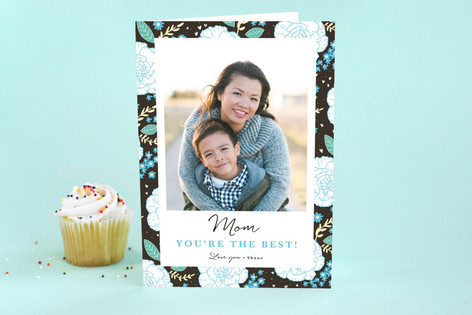 Carnation Mother's Day Greeting Cards
