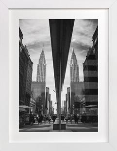 Double Chrysler Art Print