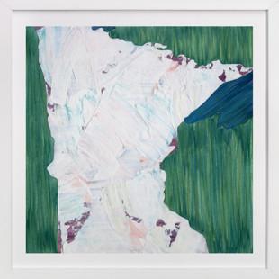 Minnesota in Paint Art Print