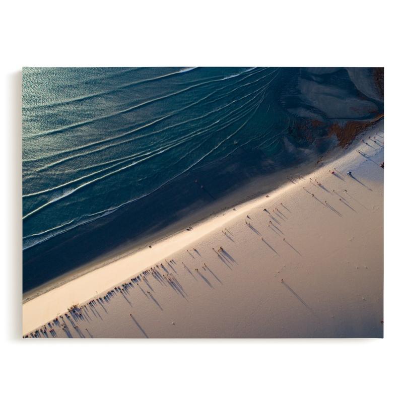Deep Blue Sea Art Print