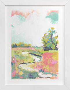 Kiawah Art Print