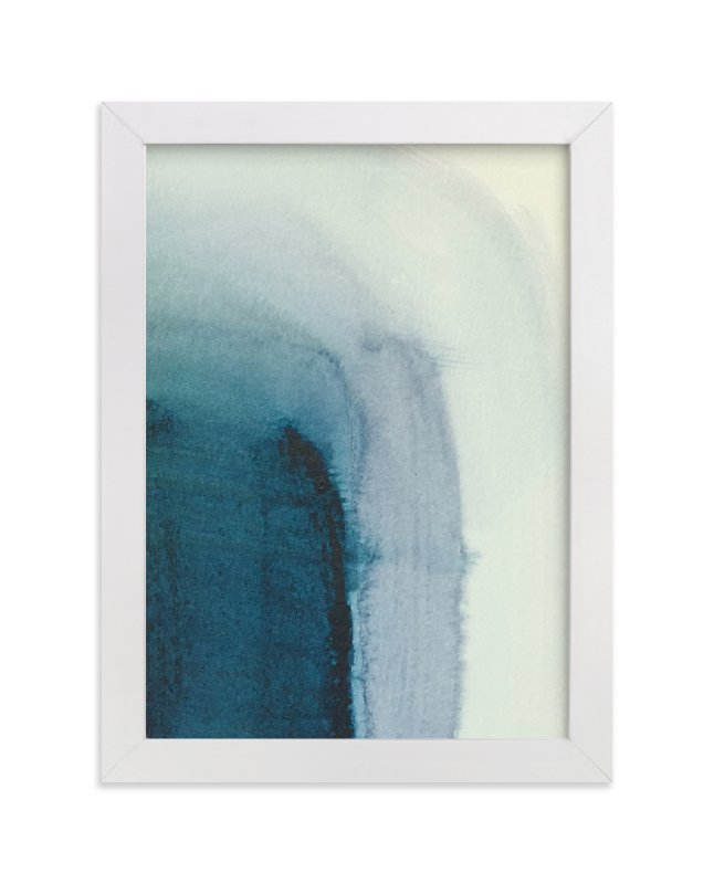 """""""passage 1"""" - Limited Edition Art Print by Nell Waters Bernegger in beautiful frame options and a variety of sizes."""