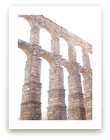 Aqueduct in the late morning