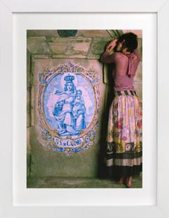 Barefoot Daydreams Art Print
