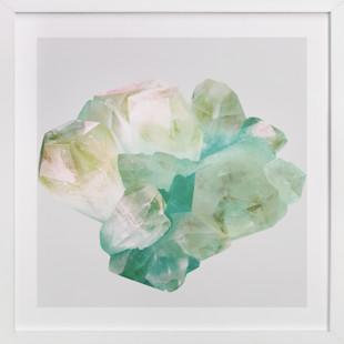 rocks & minerals 1 Art Print