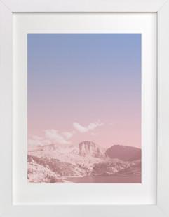 Sierra Daydream Art Print