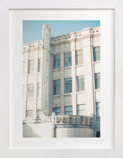Vintage Hollywood and Vine No.4 Art Print