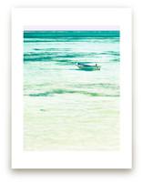 At Sea by Verena Radulovic