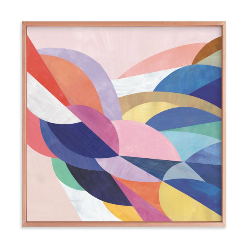 """""""Architecture of Flow"""" - Limited Edition Art Print by melanie mikecz in beautiful frame options and a variety of sizes."""