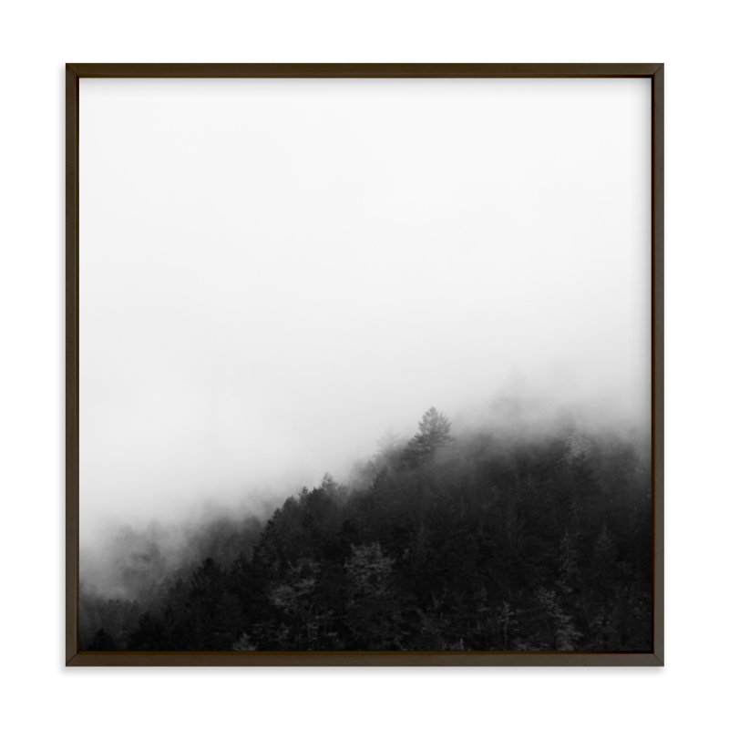 """Mystify"" - Limited Edition Art Print by Jessica C. Nugent in beautiful frame options and a variety of sizes."