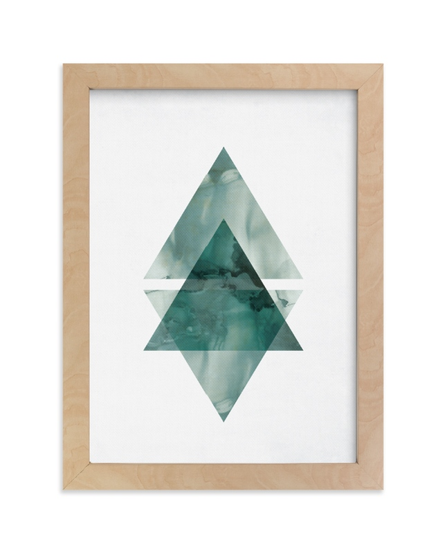 """""""Elevation"""" - Limited Edition Art Print by Jennifer Morehead in beautiful frame options and a variety of sizes."""