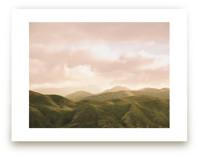 Hazy Mountain High by Emmy Hagen