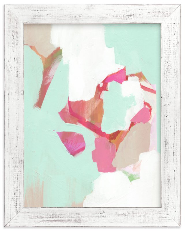 """""""Atelier"""" - Limited Edition Art Print by Makewells in beautiful frame options and a variety of sizes."""