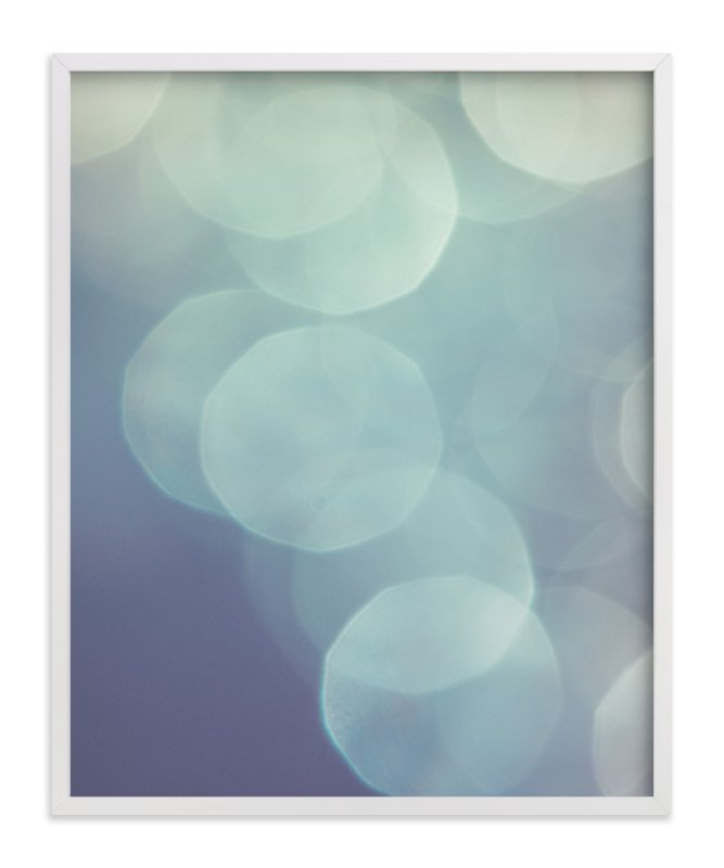 """""""Bokeh Study 1"""" - Limited Edition Art Print by Smile Peace Love in beautiful frame options and a variety of sizes."""