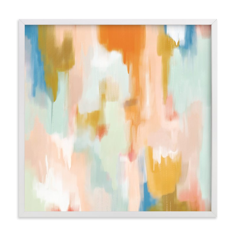 """""""Deserai"""" - Limited Edition Art Print by Parima Studio in beautiful frame options and a variety of sizes."""
