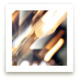 Spinning Lights No.1 by Jennifer Daily