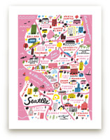 I Love Seattle by Jordan Sondler