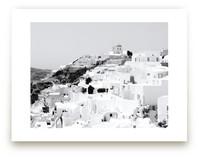 Whitewash Santorini