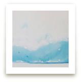 blue skies by jennifer hallock