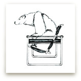 Wassily Chair Bear by Flume Design