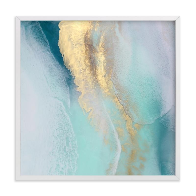 Dreamwave Art Print