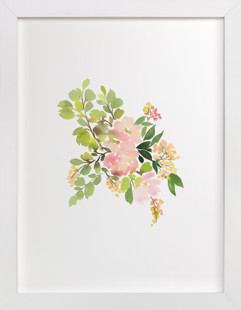 flower art minted