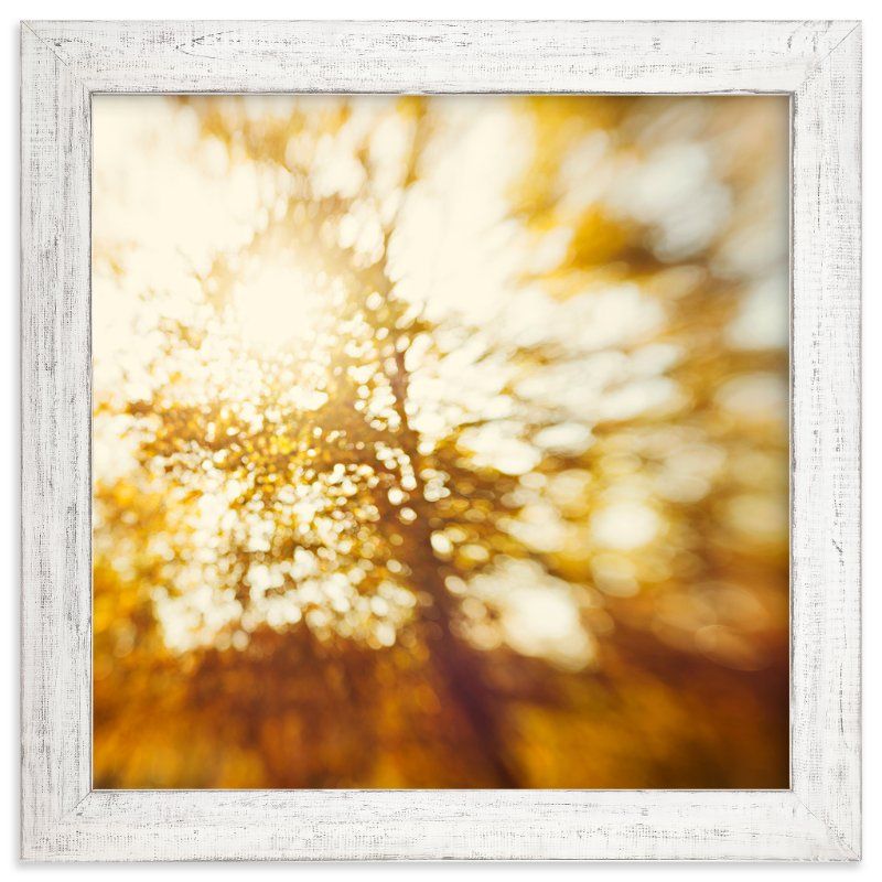 """Autumn Explosion"" - Limited Edition Art Print by Stacy Kron in beautiful frame options and a variety of sizes."