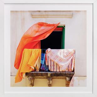 A Summer in Lipari Art Print