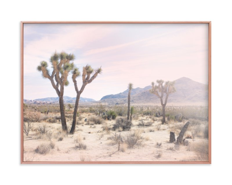 """Joshua Tree No. 10"" - Limited Edition Art Print by Wilder California in beautiful frame options and a variety of sizes."