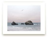 California Seascape by Wilder California
