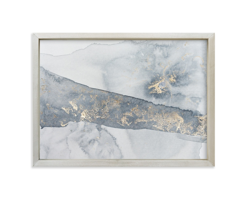 """The Wanderings No. 3"" - Limited Edition Art Print by Julia Contacessi in beautiful frame options and a variety of sizes."