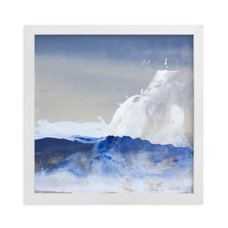 """Neptune"" - Limited Edition Art Print by Julia Contacessi in beautiful frame options and a variety of sizes."